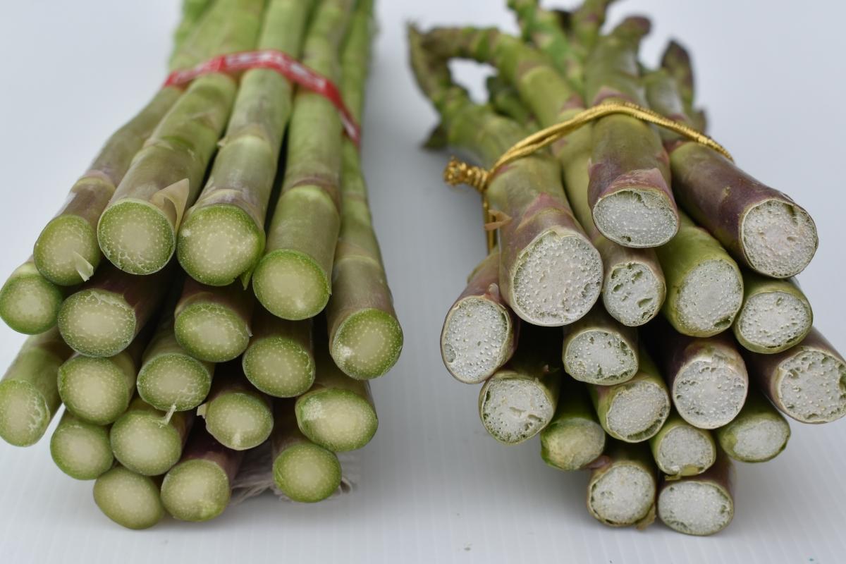 在地蘆筍最鮮甜,新鮮才是帝王級,快挑速削有妙招